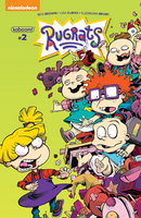 Rugrats Number 2 Cover