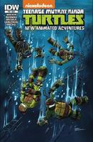 Teenage Mutant Ninja Turtles - New Animated Adventures comics issue 18
