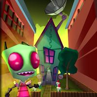 Zim Nickelodeon Party Blast