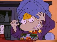 Angelica the psychic
