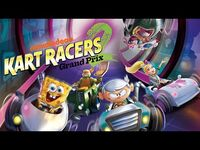 Nickelodeon Kart Racers 2- Grand Prix Launch Trailer