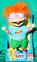 Scared Chuckie