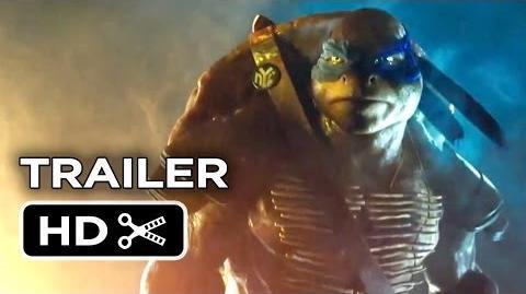 Teenage Mutant Ninja Turtles Official Teaser Trailer 1 (2014) - Megan Fox, Will Arnett Movie HD