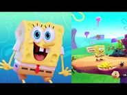 SpongeBob SquarePants Showcase – Nickelodeon All-Star Brawl