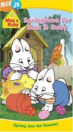 Max & Ruby Springtime For Max & Ruby VHS.jpg