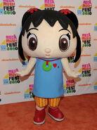 Kai-Lan Nickelodeon Mascot