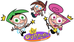 The Fairly OddParents logo with the main characters.png