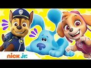 Top 5 Most PAWSOME Puppy Moments! 🐶 PAW Patrol + Blue's Clues & You! - Nick Jr.