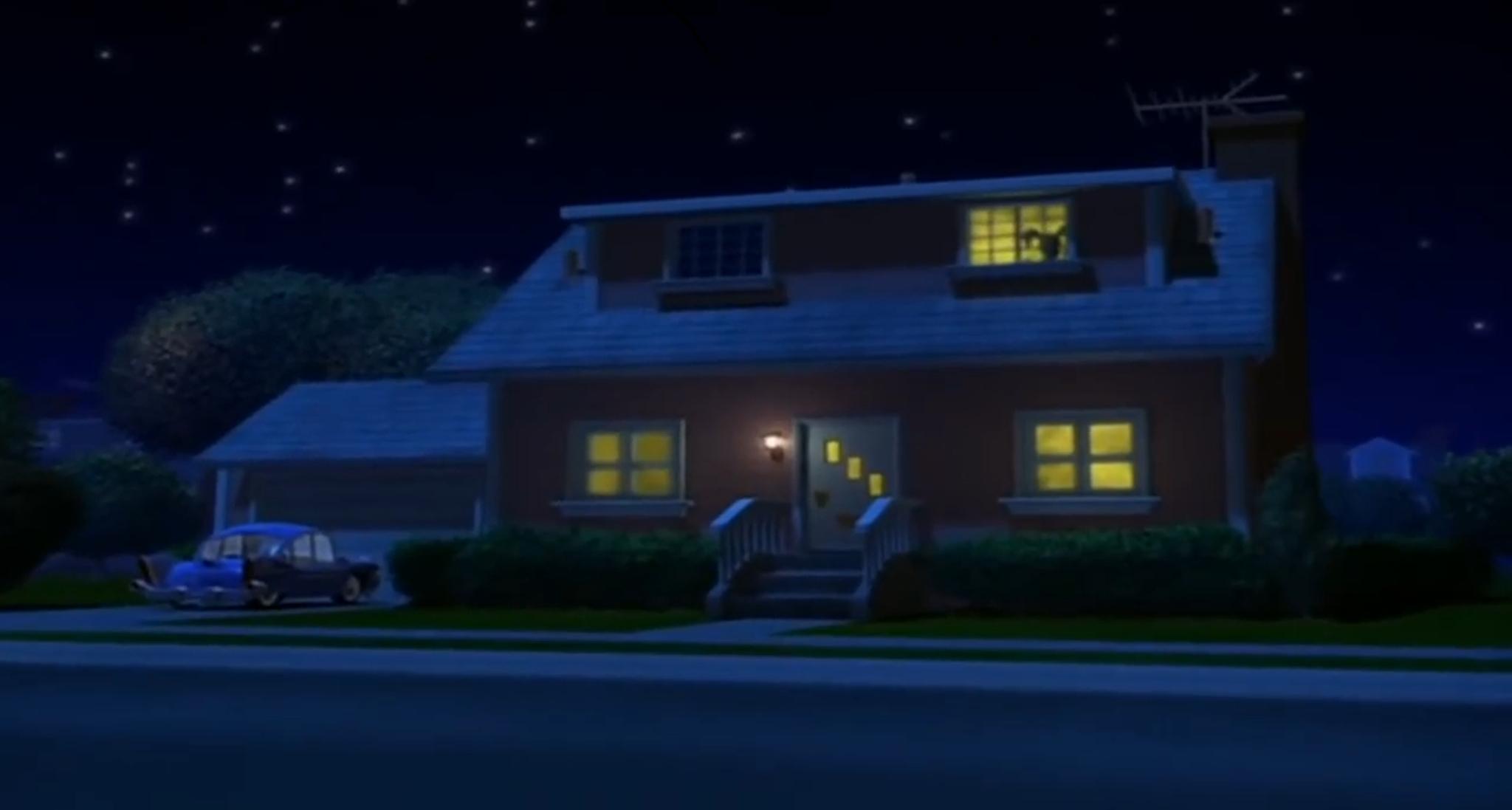 Cindy Vortex's House