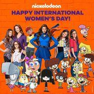 Happy International Woman's day 2