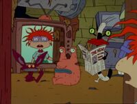 Rugrats Ghost Story