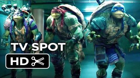 Teenage Mutant Ninja Turtles TV SPOT - MC Mikey (2014) - Live-Action Ninja Turtle Movie HD-0