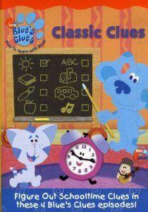Blue's Clues Classic Clues DVD.jpg