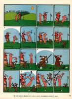 Nickelodeon Magazine comic December January 2006 Scene but not Heard