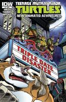 Teenage Mutant Ninja Turtles - New Animated Adventures comics issue 7