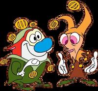 Ren and Stimpy Jester