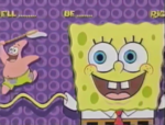 SpongeBob bumper-Wiggling arms (WBRB)