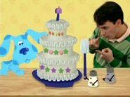 Mailbox's Birthday Cake