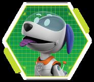 PAW-Patrol-character-Robo-Dog