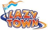 Nickelodeon Nick Jr LazyTown Lazy Town Logo Original.jpg