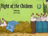Flight of the Chickens