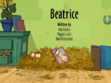 Beatrice (episode)