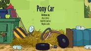 24a Pony Car