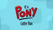 Short 1-Coffee Run