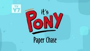 Paper Chase Titlecard
