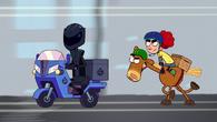 Delivery Pony 080