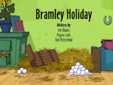 Bramley Holiday