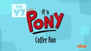 Coffee Run Titlecard