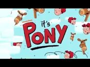 -HD- It's Pony 🐴 - Official Trailer -2