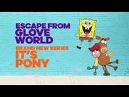 -HD- SpongeBob, It's Pony & The Casagrandes ALL DAY Marathon 🎉 Official Promo