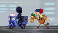 Delivery Pony 083