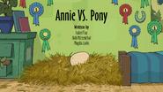 23a Annie Vs. Pony