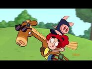 It's Pony Season 2 Promo - Starting June 28, 2021 (Nickelodeon UK)