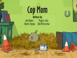 Cop Mom