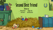 22b Second Best Friend