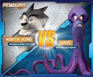 Clasificado vs Dave