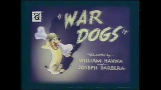 War Dogs Fake DN VHS Recording (2004)