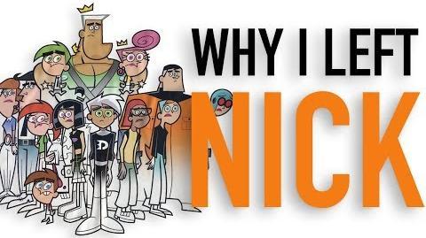 Why I Left Nickelodeon