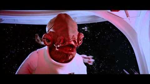 "Admiral Ackbar - ""It's A Trap!""-0"