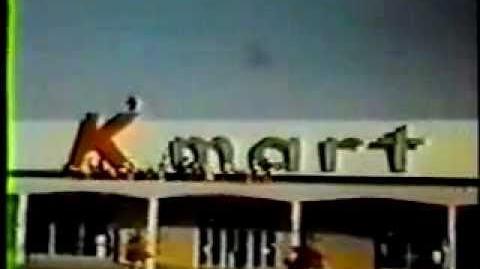 1976 Kmart Department Store Commercial