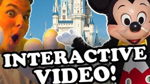 A Day at Disney World- (INTERACTIVE VIDEO)