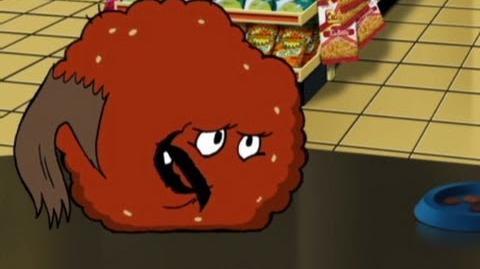 Aqua Teen Hunger Force Mr. Meatwad