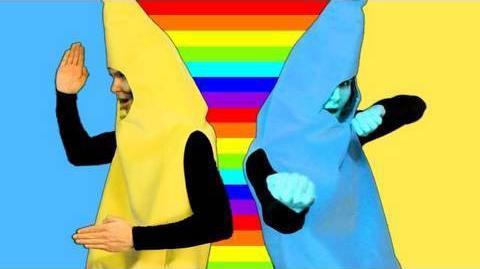 Banana Dance Song