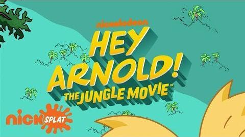 Hey Arnold! The Jungle Movie Trailer NickSplat