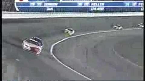 2004 NASCAR Busch Series Lowe's Presents the SpongeBob SquarePants Movie 300
