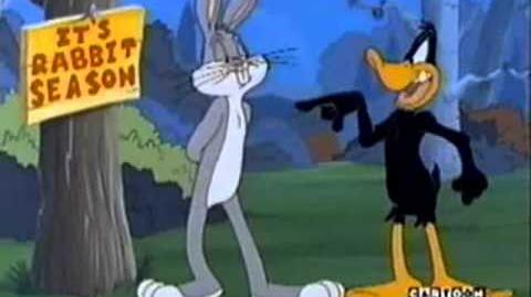 Bugs Bunny - Invasion Of The Bunny Snatchers
